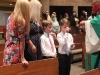 Allen First Communion 9-12-20