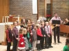 Children's Choir on Christmas Eve