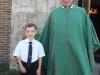First Communion Jase Layton & Ethan Jackson