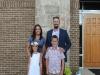 First Communion Natalie Wurzer