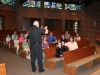 First Communion Rehearsal 2014