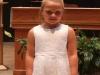 First Communion Riley Ratliff & Wyatt Seals