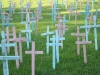 Right to Life Crosses 2013