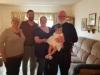 Swanson Baptism May 2017