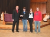 Youth Receive Award from Knights 2012
